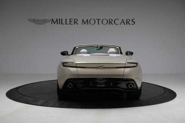 Used 2019 Aston Martin DB11 Volante for sale $209,900 at Alfa Romeo of Westport in Westport CT 06880 5