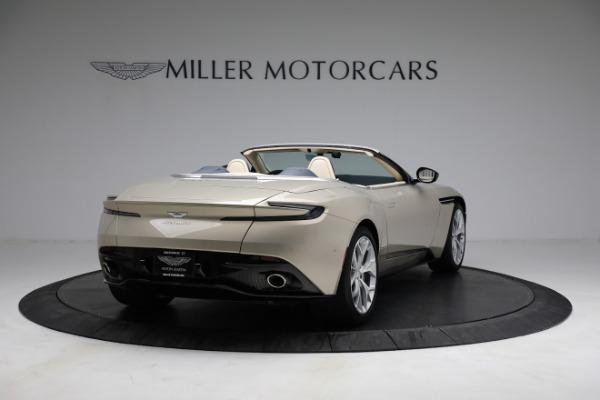 Used 2019 Aston Martin DB11 Volante for sale $209,900 at Alfa Romeo of Westport in Westport CT 06880 6