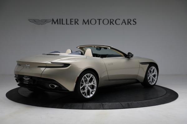 Used 2019 Aston Martin DB11 Volante for sale $209,900 at Alfa Romeo of Westport in Westport CT 06880 7