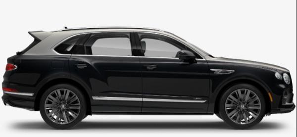 New 2021 Bentley Bentayga Speed for sale Call for price at Alfa Romeo of Westport in Westport CT 06880 2