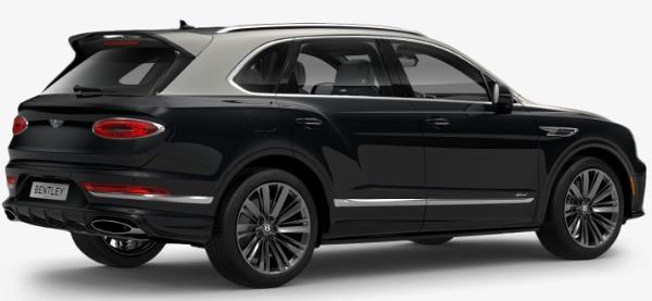 New 2021 Bentley Bentayga Speed for sale Call for price at Alfa Romeo of Westport in Westport CT 06880 3