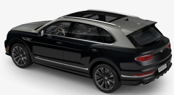 New 2021 Bentley Bentayga Speed for sale Call for price at Alfa Romeo of Westport in Westport CT 06880 4