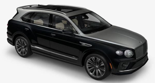 New 2021 Bentley Bentayga Speed for sale Call for price at Alfa Romeo of Westport in Westport CT 06880 5
