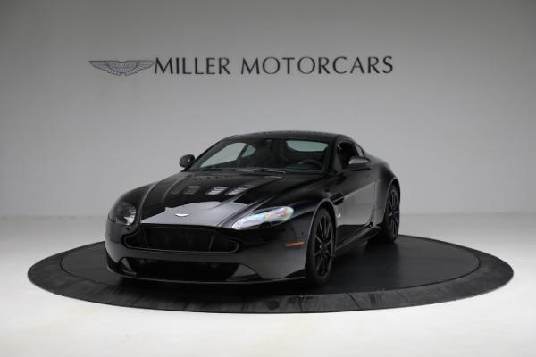 Used 2015 Aston Martin V12 Vantage S for sale $119,900 at Alfa Romeo of Westport in Westport CT 06880 13