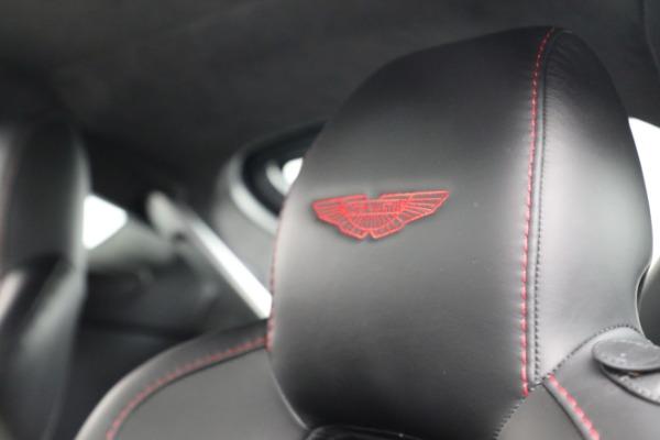 Used 2015 Aston Martin V12 Vantage S for sale $119,900 at Alfa Romeo of Westport in Westport CT 06880 19