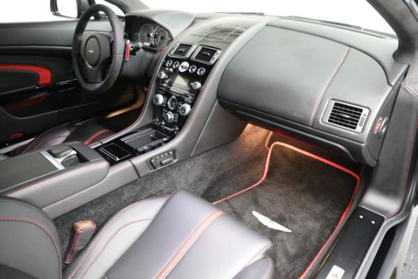 Used 2015 Aston Martin V12 Vantage S for sale $119,900 at Alfa Romeo of Westport in Westport CT 06880 21