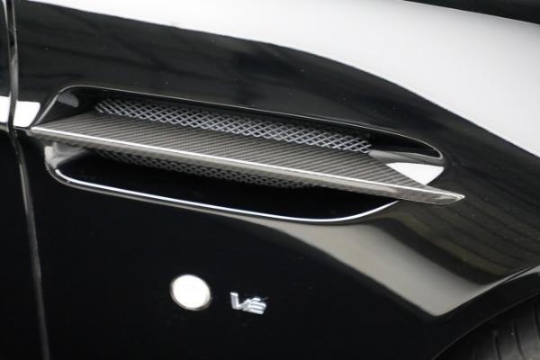 Used 2015 Aston Martin V12 Vantage S for sale $119,900 at Alfa Romeo of Westport in Westport CT 06880 28