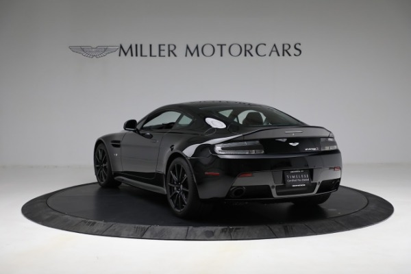 Used 2015 Aston Martin V12 Vantage S for sale $119,900 at Alfa Romeo of Westport in Westport CT 06880 4