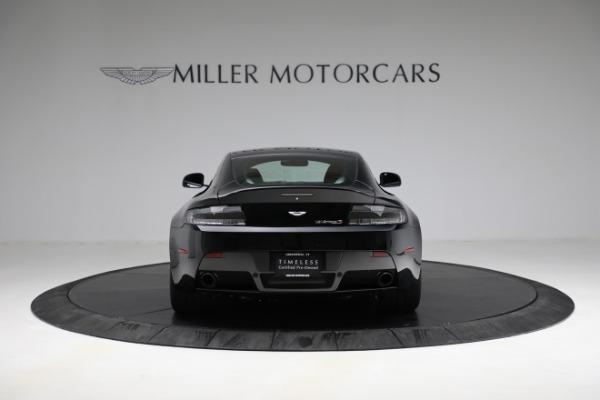 Used 2015 Aston Martin V12 Vantage S for sale $119,900 at Alfa Romeo of Westport in Westport CT 06880 6
