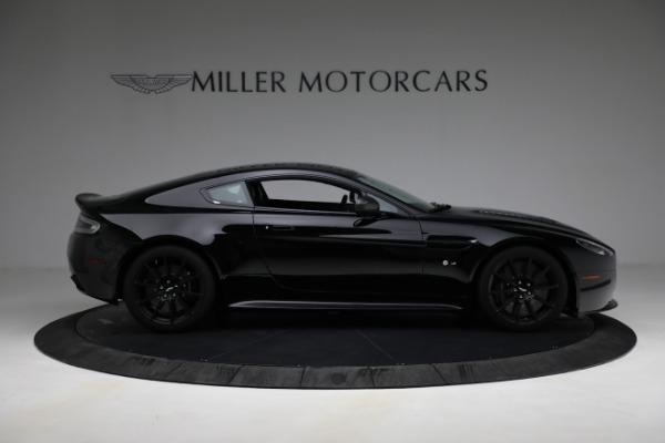 Used 2015 Aston Martin V12 Vantage S for sale $119,900 at Alfa Romeo of Westport in Westport CT 06880 9