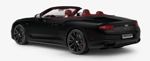 New 2022 Bentley Continental GT Speed for sale Sold at Alfa Romeo of Westport in Westport CT 06880 3