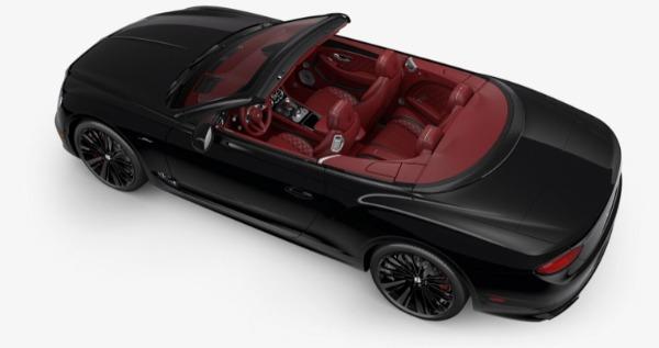 New 2022 Bentley Continental GT Speed for sale Sold at Alfa Romeo of Westport in Westport CT 06880 4