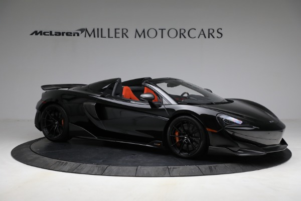 Used 2020 McLaren 600LT Spider for sale Call for price at Alfa Romeo of Westport in Westport CT 06880 10