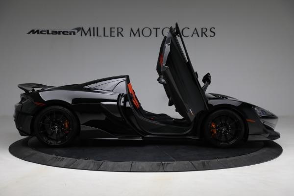 Used 2020 McLaren 600LT Spider for sale Call for price at Alfa Romeo of Westport in Westport CT 06880 18
