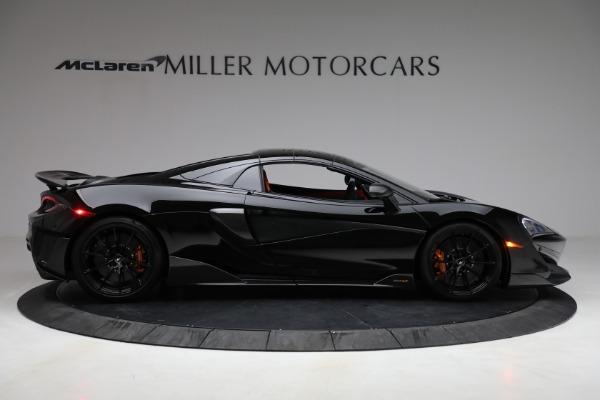Used 2020 McLaren 600LT Spider for sale Call for price at Alfa Romeo of Westport in Westport CT 06880 25