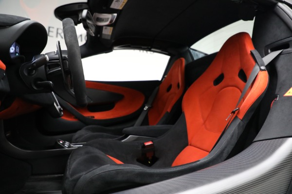 Used 2020 McLaren 600LT Spider for sale Call for price at Alfa Romeo of Westport in Westport CT 06880 28