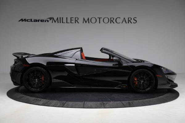 Used 2020 McLaren 600LT Spider for sale Call for price at Alfa Romeo of Westport in Westport CT 06880 9