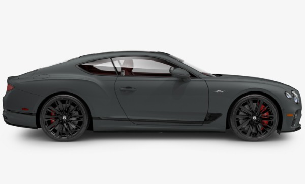 New 2022 Bentley Continental GT Speed for sale Call for price at Alfa Romeo of Westport in Westport CT 06880 5