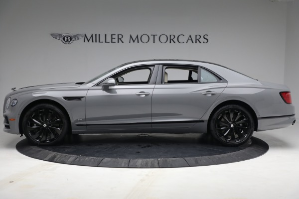 New 2022 Bentley Flying Spur Flying Spur V8 for sale Call for price at Alfa Romeo of Westport in Westport CT 06880 3