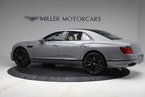 New 2022 Bentley Flying Spur Flying Spur V8 for sale Call for price at Alfa Romeo of Westport in Westport CT 06880 4