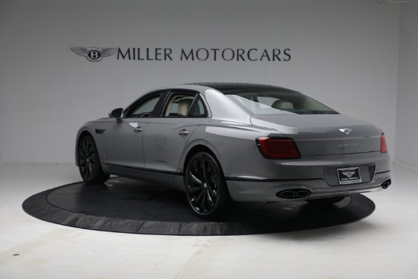 New 2022 Bentley Flying Spur Flying Spur V8 for sale Call for price at Alfa Romeo of Westport in Westport CT 06880 5