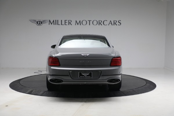 New 2022 Bentley Flying Spur Flying Spur V8 for sale Call for price at Alfa Romeo of Westport in Westport CT 06880 6