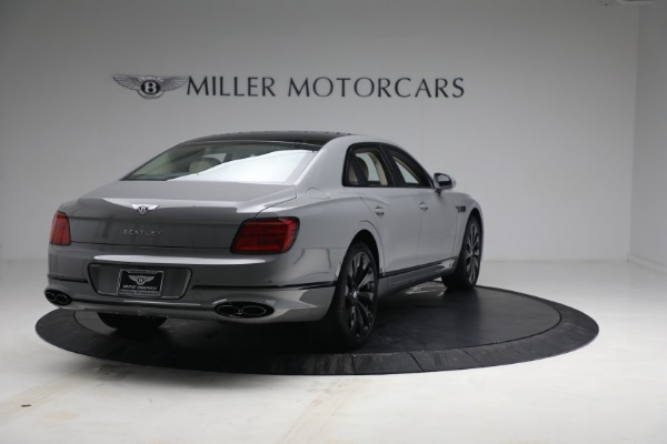 New 2022 Bentley Flying Spur Flying Spur V8 for sale Call for price at Alfa Romeo of Westport in Westport CT 06880 7