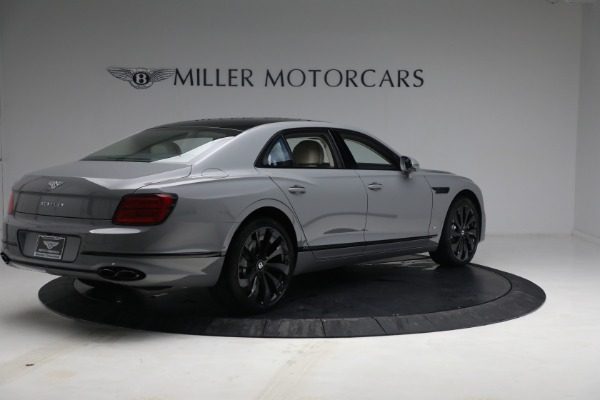 New 2022 Bentley Flying Spur Flying Spur V8 for sale Call for price at Alfa Romeo of Westport in Westport CT 06880 8