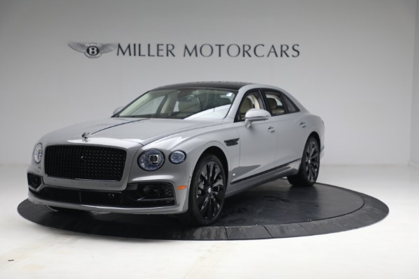 New 2022 Bentley Flying Spur V8 for sale Call for price at Alfa Romeo of Westport in Westport CT 06880 1