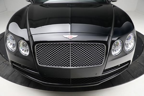 Used 2017 Bentley Flying Spur V8 for sale $136,900 at Alfa Romeo of Westport in Westport CT 06880 13