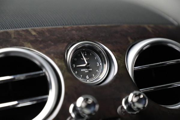 Used 2017 Bentley Flying Spur V8 for sale $136,900 at Alfa Romeo of Westport in Westport CT 06880 24
