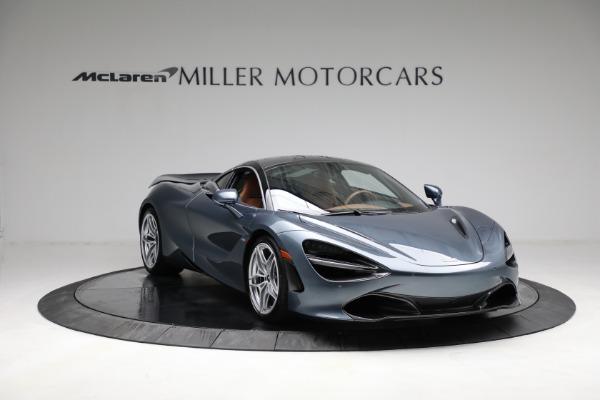 Used 2019 McLaren 720S Luxury for sale Sold at Alfa Romeo of Westport in Westport CT 06880 10