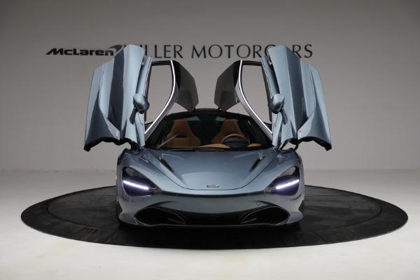 Used 2019 McLaren 720S Luxury for sale Sold at Alfa Romeo of Westport in Westport CT 06880 12