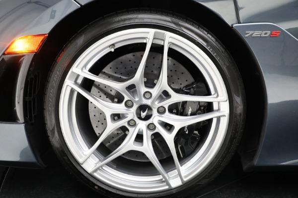 Used 2019 McLaren 720S Luxury for sale Sold at Alfa Romeo of Westport in Westport CT 06880 15