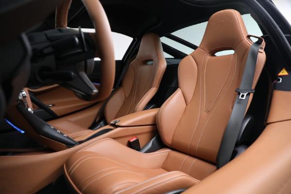 Used 2019 McLaren 720S Luxury for sale Sold at Alfa Romeo of Westport in Westport CT 06880 18