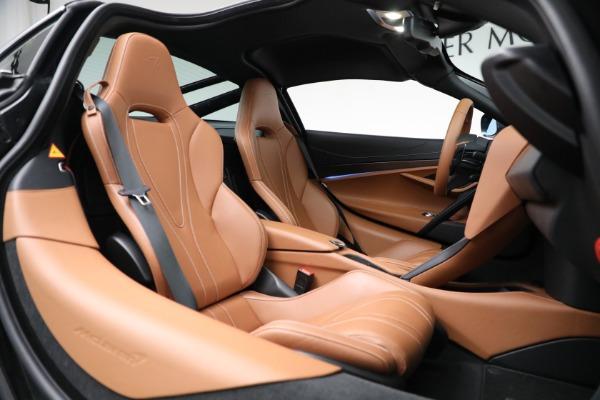 Used 2019 McLaren 720S Luxury for sale Sold at Alfa Romeo of Westport in Westport CT 06880 21