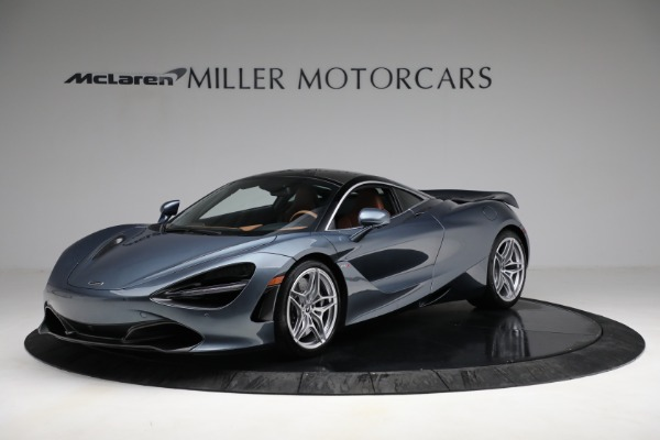 Used 2019 McLaren 720S Luxury for sale Sold at Alfa Romeo of Westport in Westport CT 06880 1
