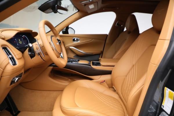 New 2021 Aston Martin DBX for sale $203,886 at Alfa Romeo of Westport in Westport CT 06880 11