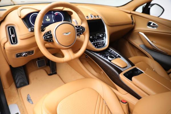 New 2021 Aston Martin DBX for sale $203,886 at Alfa Romeo of Westport in Westport CT 06880 12