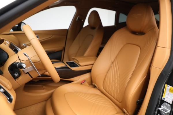 New 2021 Aston Martin DBX for sale $203,886 at Alfa Romeo of Westport in Westport CT 06880 13