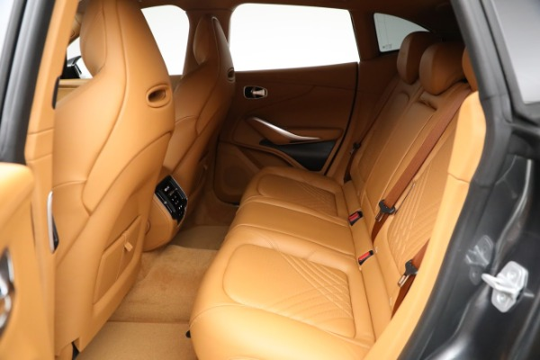 New 2021 Aston Martin DBX for sale $203,886 at Alfa Romeo of Westport in Westport CT 06880 15