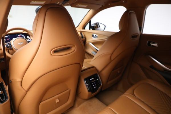New 2021 Aston Martin DBX for sale $203,886 at Alfa Romeo of Westport in Westport CT 06880 16