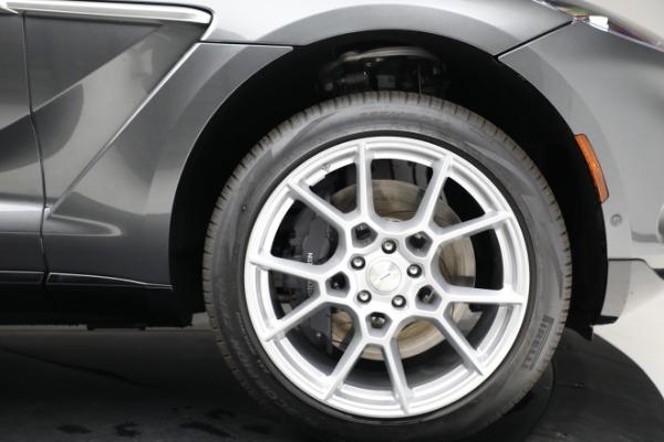New 2021 Aston Martin DBX for sale $203,886 at Alfa Romeo of Westport in Westport CT 06880 20