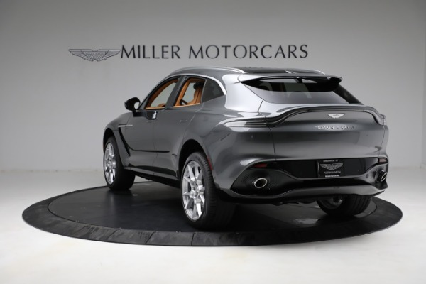 New 2021 Aston Martin DBX for sale $203,886 at Alfa Romeo of Westport in Westport CT 06880 4