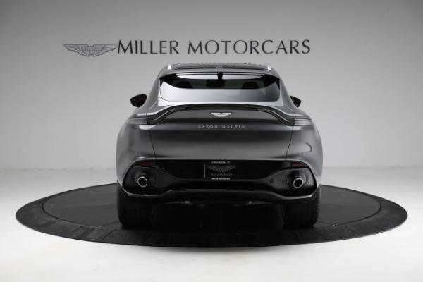 New 2021 Aston Martin DBX for sale $203,886 at Alfa Romeo of Westport in Westport CT 06880 5