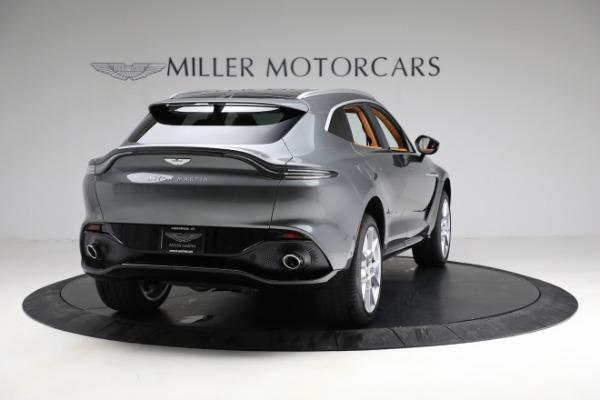 New 2021 Aston Martin DBX for sale $203,886 at Alfa Romeo of Westport in Westport CT 06880 6