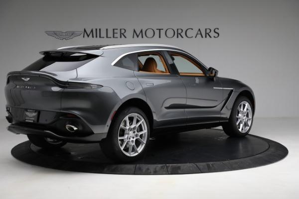 New 2021 Aston Martin DBX for sale $203,886 at Alfa Romeo of Westport in Westport CT 06880 7