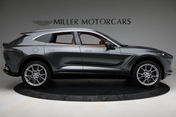 New 2021 Aston Martin DBX for sale $203,886 at Alfa Romeo of Westport in Westport CT 06880 8