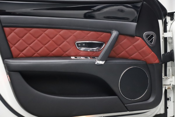 New 2017 Bentley Flying Spur V8 S for sale Sold at Alfa Romeo of Westport in Westport CT 06880 15