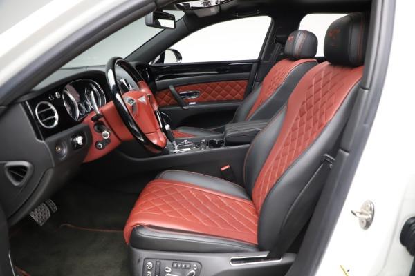 Used 2017 Bentley Flying Spur V8 S for sale $149,900 at Alfa Romeo of Westport in Westport CT 06880 17